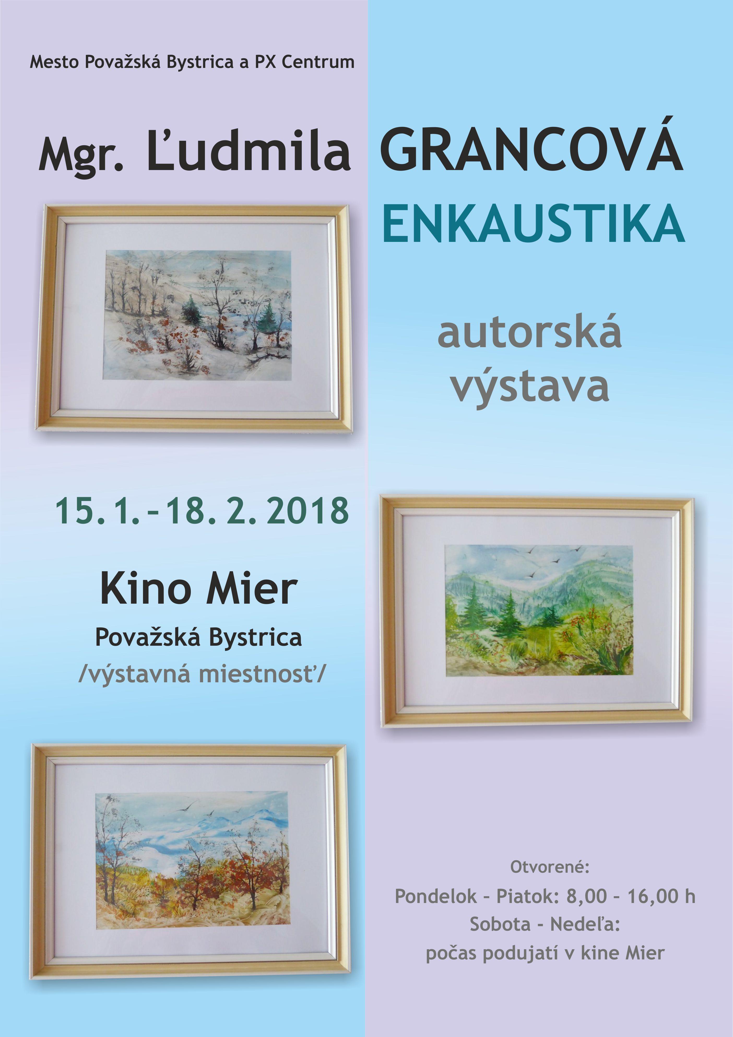 3d5d312b09 Kino Mier Považská Bystrica - výstavná miestnosť